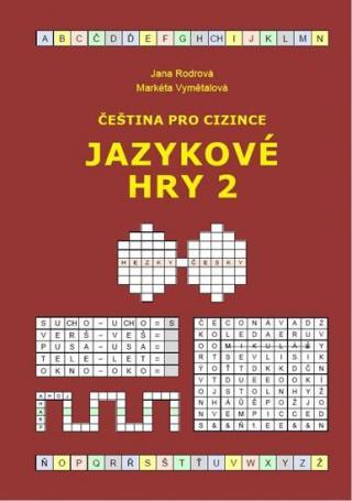 Čeština pro cizince - Jazykové hry 2 [Knihy - Kroužková]
